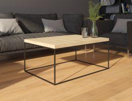 konferenční stolek WERTIKO - dub