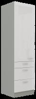kuchyňská linka BIANKA - 60 potravinová skříň (60 DKS-210 3S 1F)