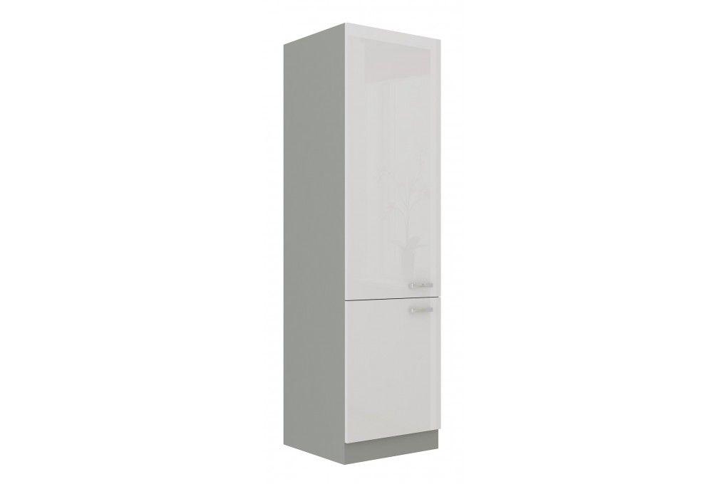 kuchyňská linka BIANKA - lednicová skříň (60 LO-210 2F) LEMPERT