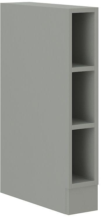 kuchyňská linka GREY - 15 dolní regál (15 D OTW) LEMPERT