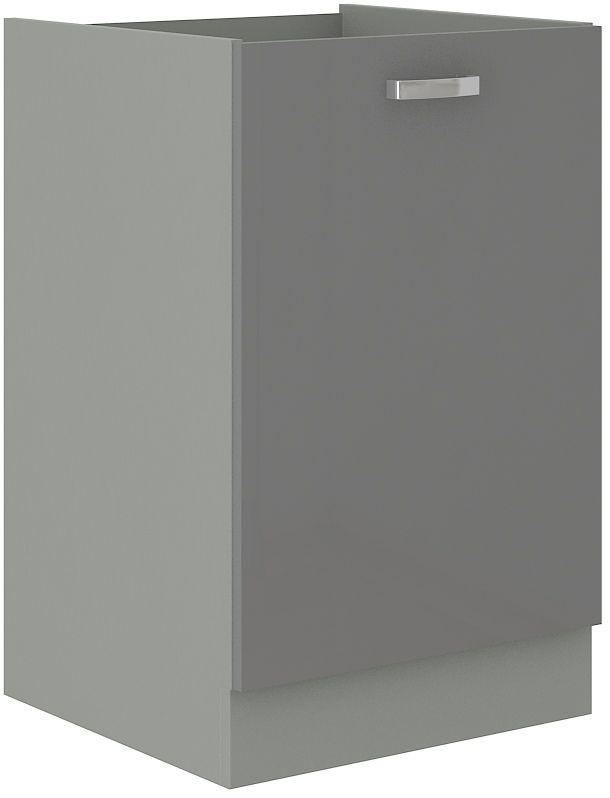kuchyňská linka GREY - 40 dolní (40D 1F) LEMPERT
