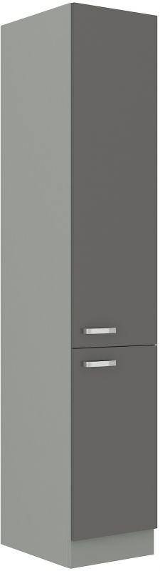 kuchyňská linka GREY - 40 potravinová skříň (40 DK-210 2F) LEMPERT