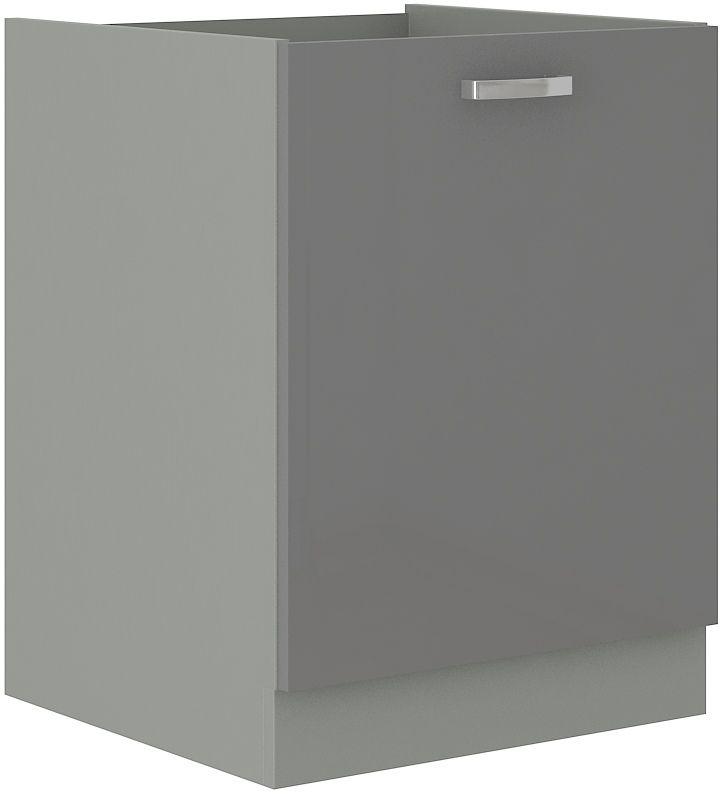 kuchyňská linka GREY - 60 dolní (60 D 1F) LEMPERT