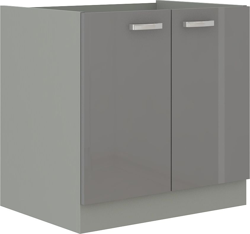 kuchyňská linka GREY - 80 dolní (80D 2F) LEMPERT