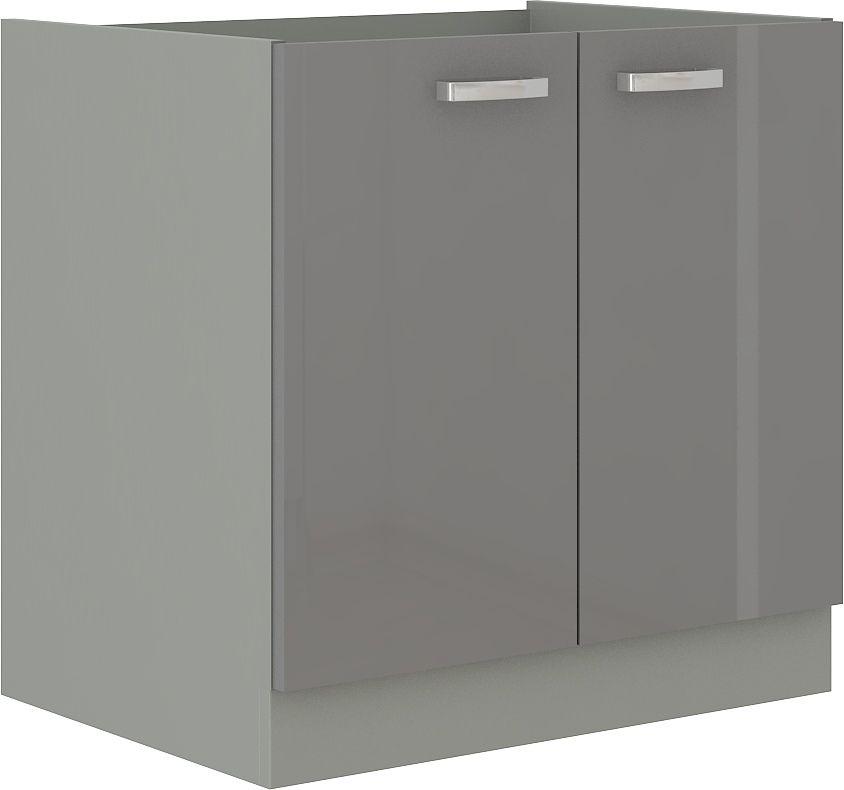 kuchyňská linka GREY - 80 dřez (80 ZL 2F) LEMPERT