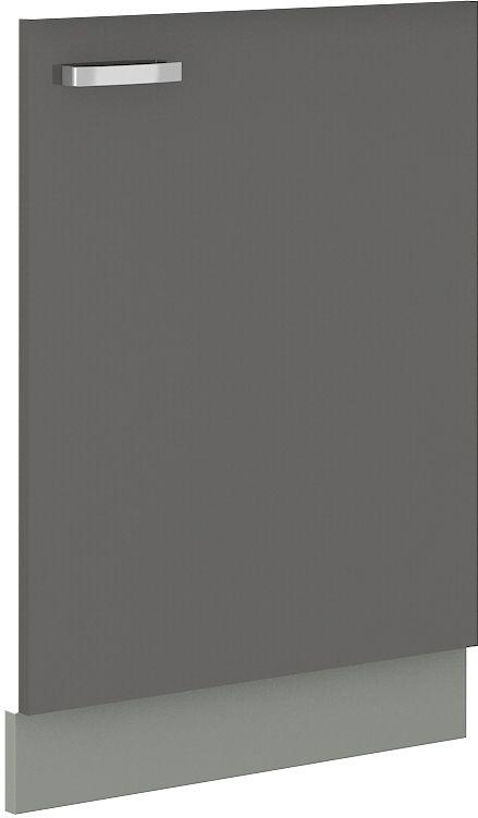 kuchyňská linka GREY - dvířka na myčku (ZM 713x446) LEMPERT