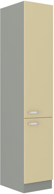 kuchyňská linka KARMEN - 40 potravinová skříň (40 DK-210 2F) LEMPERT