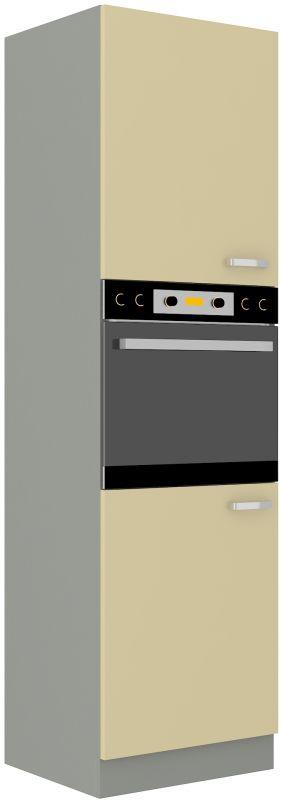kuchyňská linka KARMEN - 60 na troubu (60 DP-210 2F) LEMPERT