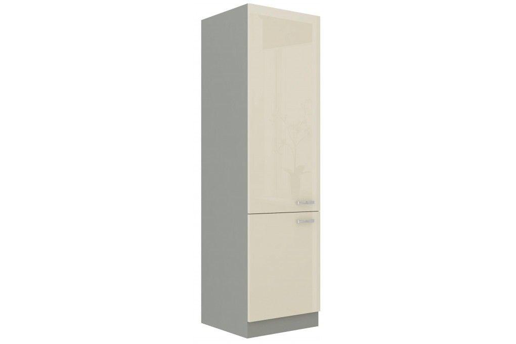 kuchyňská linka KARMEN - lednicová skříň (60 LO-210 2F) LEMPERT