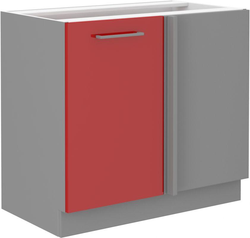 kuchyňská linka ROSE - 105 dolní rohová (105 ND 1F) LEMPERT