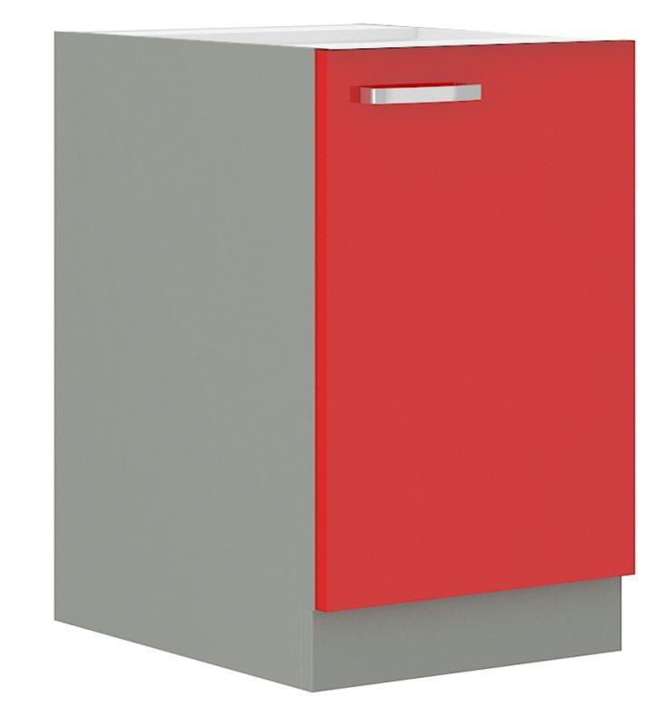 kuchyňská linka ROSE - 60 dolní (60 D 1F) LEMPERT
