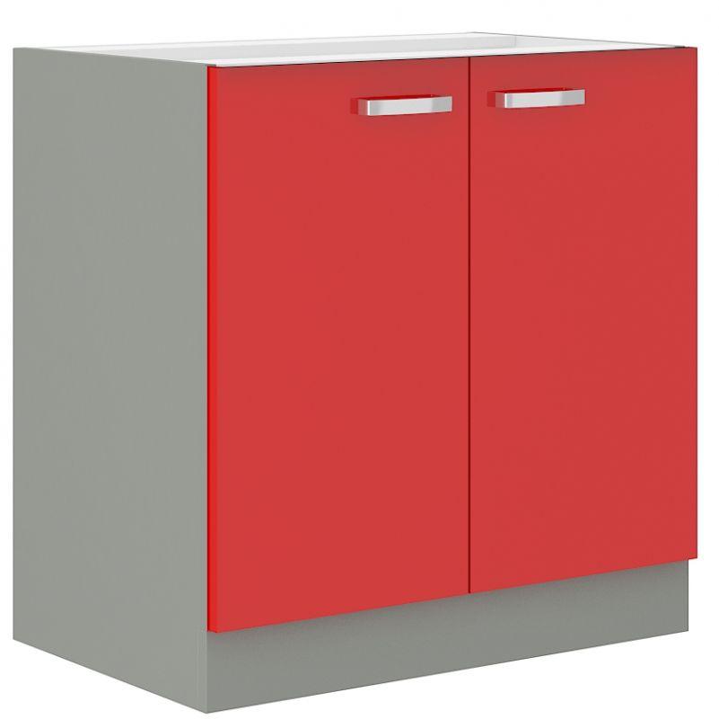 kuchyňská linka ROSE - 80 dolní (80D 2F) LEMPERT