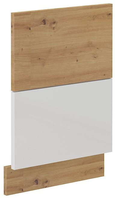 kuchyňská linka ARTISAN BÍLÝ HG - dvířka na myčku (ZM 570x446) LEMPERT