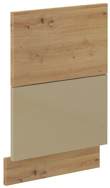 kuchyňská linka ARTISAN CAPPUCINO HG - dvířka na myčku (ZM 570x446) LEMPERT