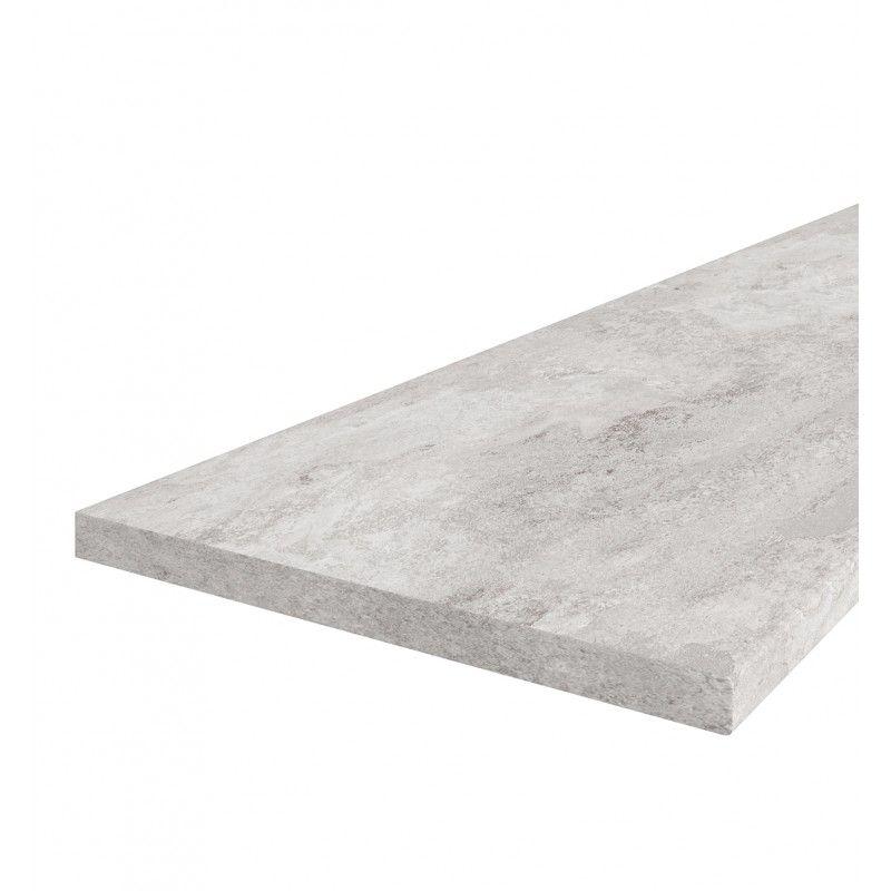 Kuchyňská pracovní deska síla 38 mm - Calcite Grey LEMPERT