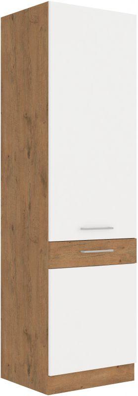 kuchyňská linka VIGO BÍLÝ HG - 60 potravinová skříň (60 DK-210 2F) LEMPERT