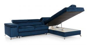 rohová sedací souprava Eridano - Sawana 05/ Soft eko 17 EL-TAP