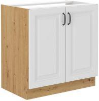 kuchyňská linka STILO - 80 dřez (80 ZL 2F)