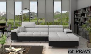 rohová sedací souprava RICARDO - Sawana 21/ Soft eko 11