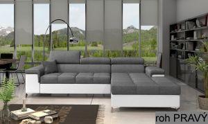 rohová sedací souprava RICARDO - Sawana 5/ Soft eko 17