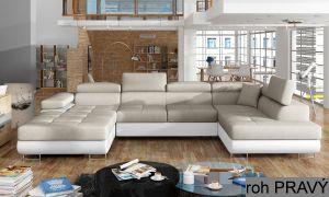 sedací souprava RODRIGO - Dora 21/ Soft eko 17