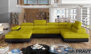sedací souprava RODRIGO - Omega 68/ Soft eko 11