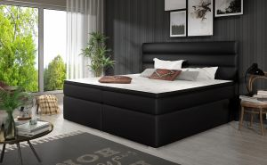 postel Boxspring SOFTY - Soft eko 11 / 160x200cm
