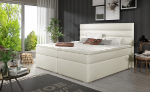postel Boxspring SOFTY - Soft eko 33 / 180x200cm