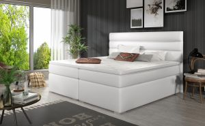 postel Boxspring SOFTY - Soft eko 17 / 180x200cm