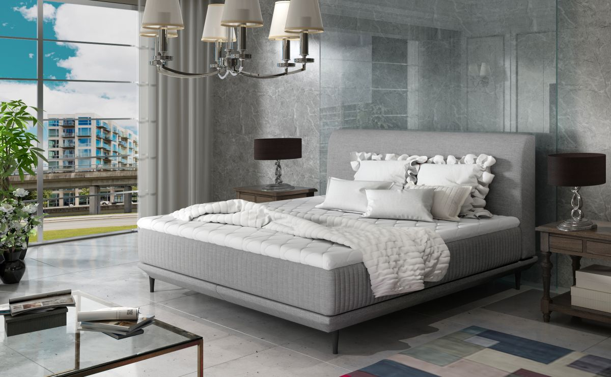 čalouněná postel ASTERIA - Cover 83 / 180x200cm EL-TAP