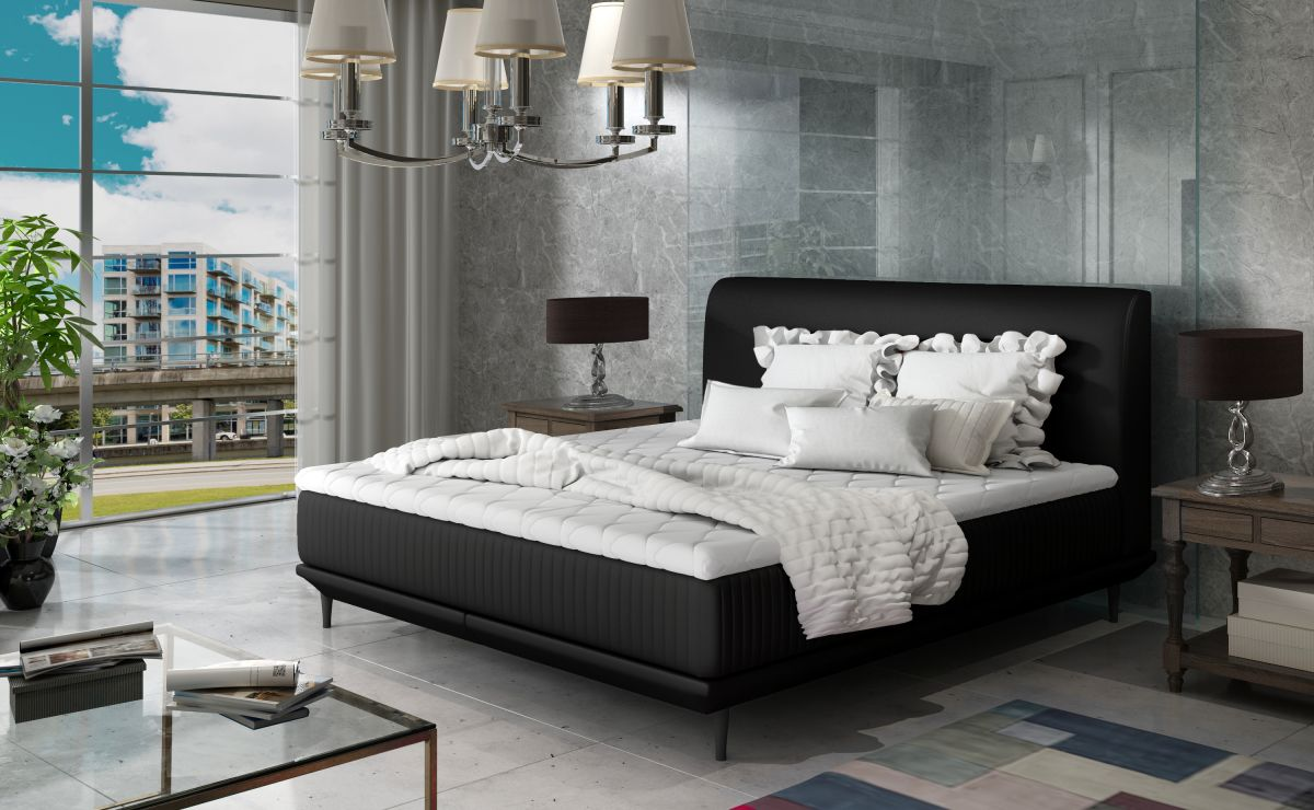 čalouněná postel ASTERIA - Soft eko 11 / 184x220cm EL-TAP