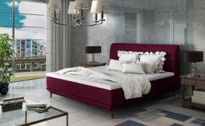 čalouněná postel ASTERIA - MatVelvet 68 / 184x220cm
