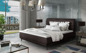 čalouněná postel ASTERIA - Monolith 29  / 144x220cm