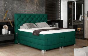 postel boxspring CLOVER  s elektr.polohováním - Monolith 37/160x200cm