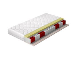Taštičková matrace PALMO 200x200