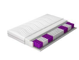 Taštičková matrace PAOLA 200x200