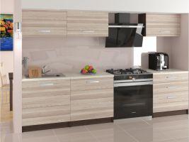 Kuchyňská linka Laurentino 180cm - Akát Treviso