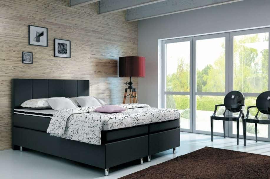Čalouněná postel SENIOR KAROL MEBLE