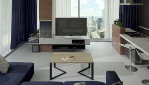 konferenční stolek GAVINO - sonoma