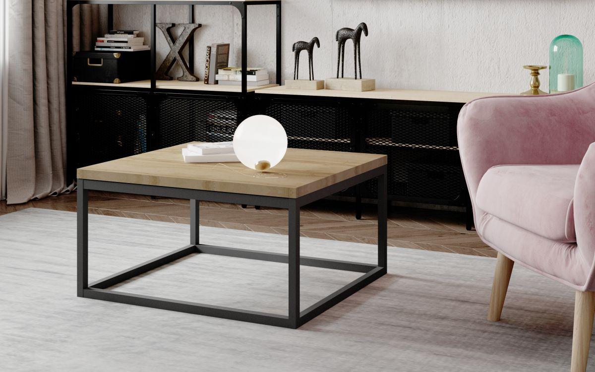 konferenční stolek MOSS - sonoma EL-TAP