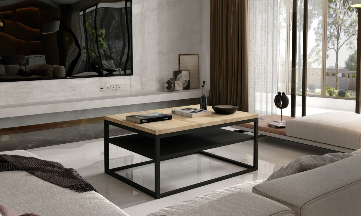 konferenční stolek VINCE - sonoma EL-TAP