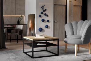 konferenční stolek LUPE - sonoma