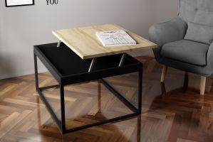 konferenční stolek TORVI - sonoma