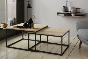 konferenční stolek CLAR - sonoma