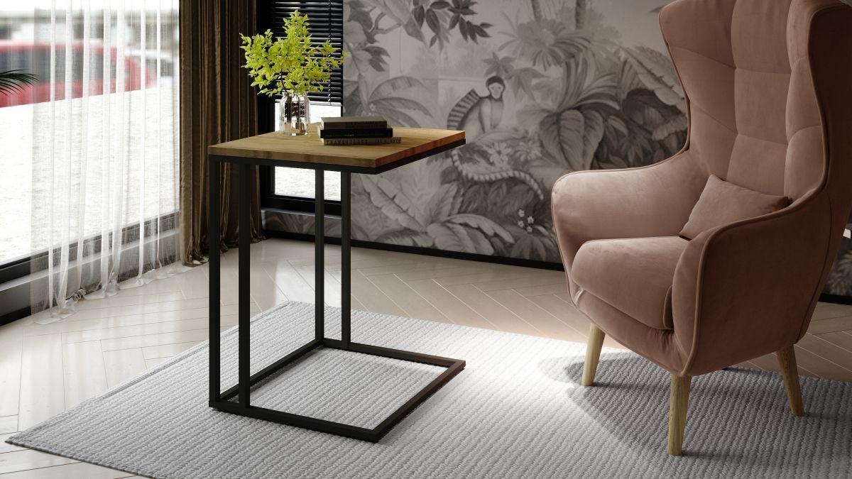 konferenční stolek VIGO - sonoma EL-TAP