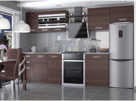 Kuchyňská linka Ella 300cm - Kašttan