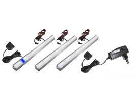 osvětlení LED pod kuchyňskou linku - 3ks