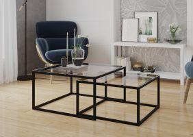 konferenční stolek CLOUE 2v1