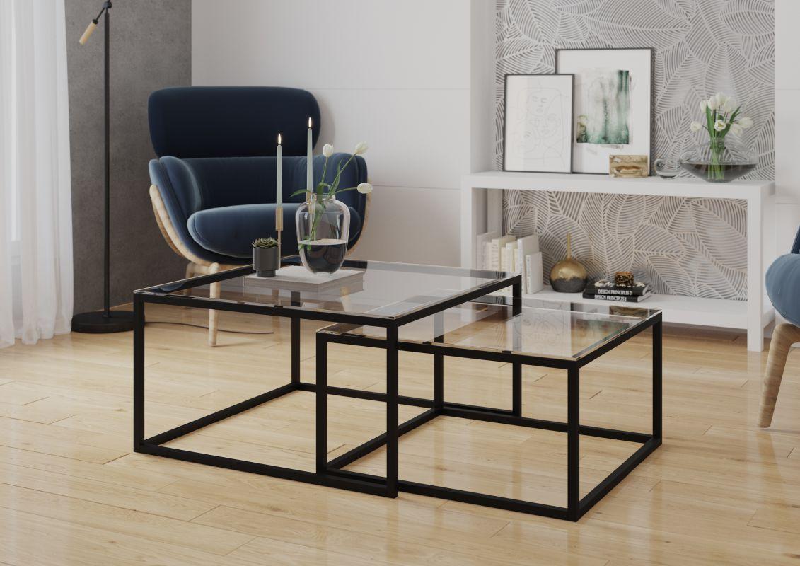 konferenční stolek CLOUE 2v1 EL-TAP