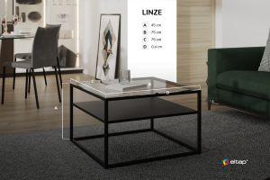 konferenční stolek LINZE EL-TAP